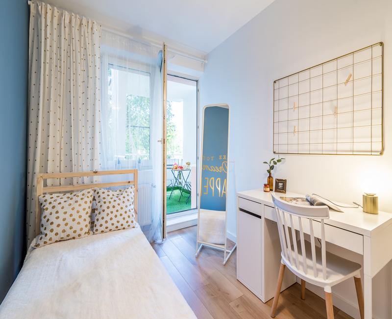 Projekt Ursynow mieszkanie inwestycyjne